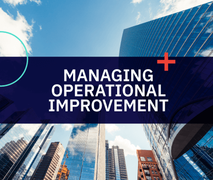 Postgraduate Single Unit - Managing Operational Improvement