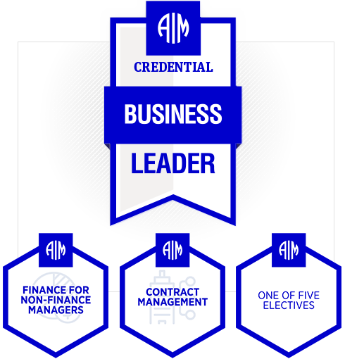 AIM Business Leader
