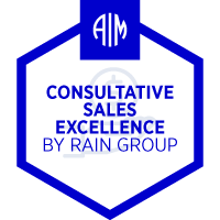 AIM Credentials - Foundations of Consultative Sales Excellence