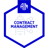 AIM Credentials - Contract Management