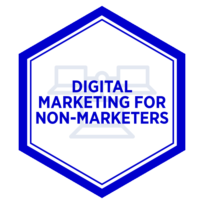 AIM Credentials - Digital Marketing for Non-Marketers