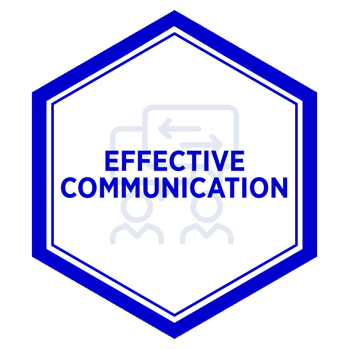 AIM Credentials - Effective Communication