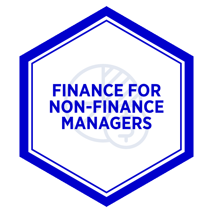 AIM Credentials - Finance For Non-Finance Managers