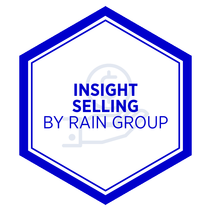 AIM Credentials - Insight Selling