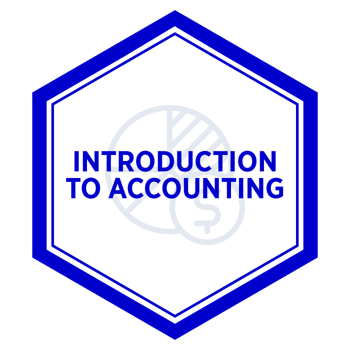 AIM Introduction to Accounting Badge