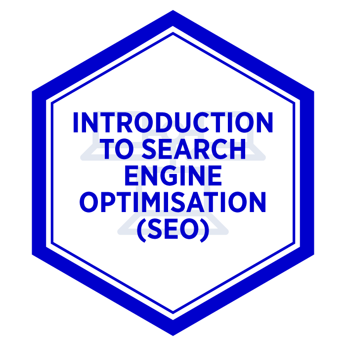 AIM Introduction to Search Engine Optimisation (SEO) Badge