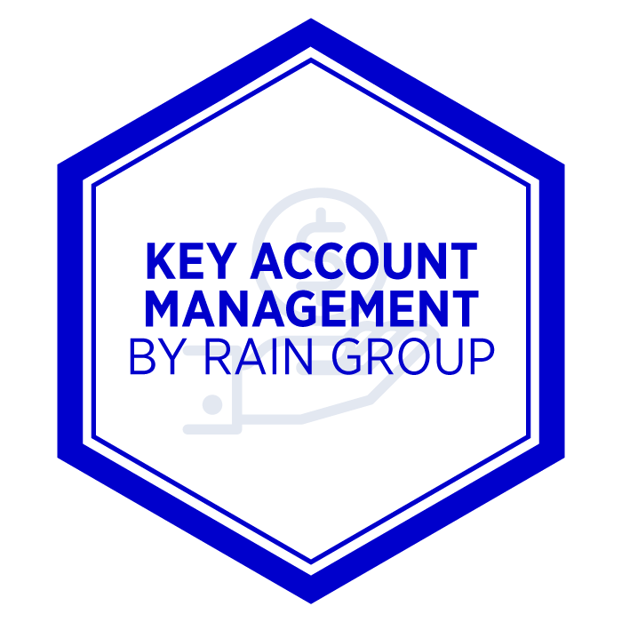 AIM Key Account Management Badge