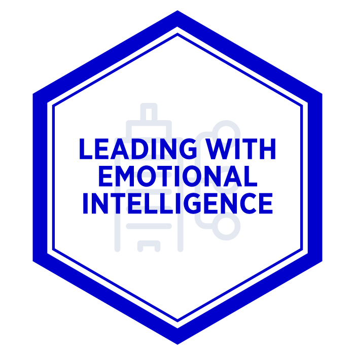 AIM Leading With Emotional Intelligence Badge