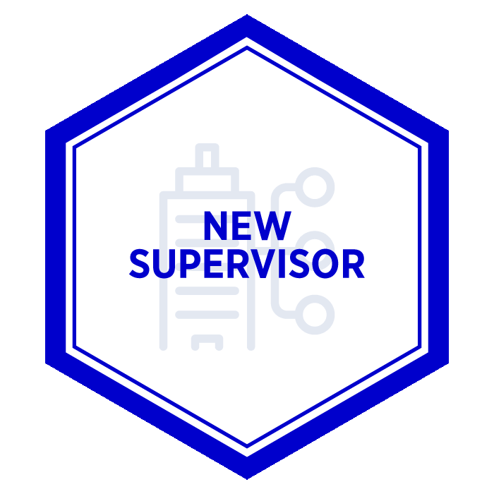 AIM Credentials - New Supervisor