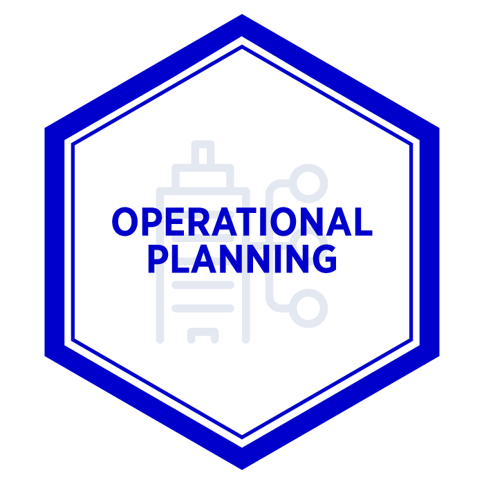 AIM Operational Planning Badge