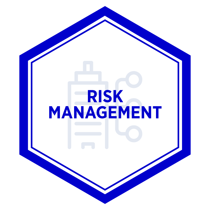 AIM Risk Management Badge
