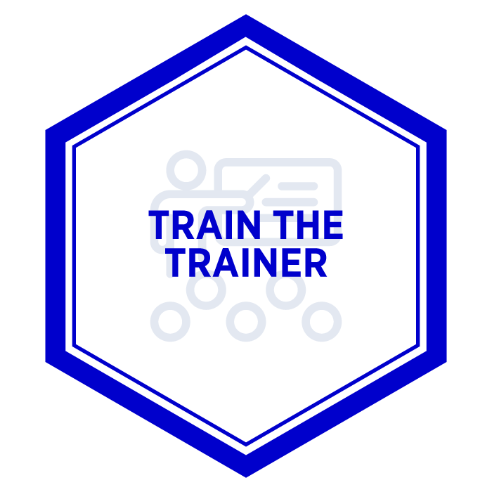AIM Train The Trainer Badge