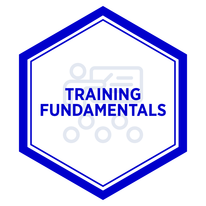 AIM Training Fundamentals Badge