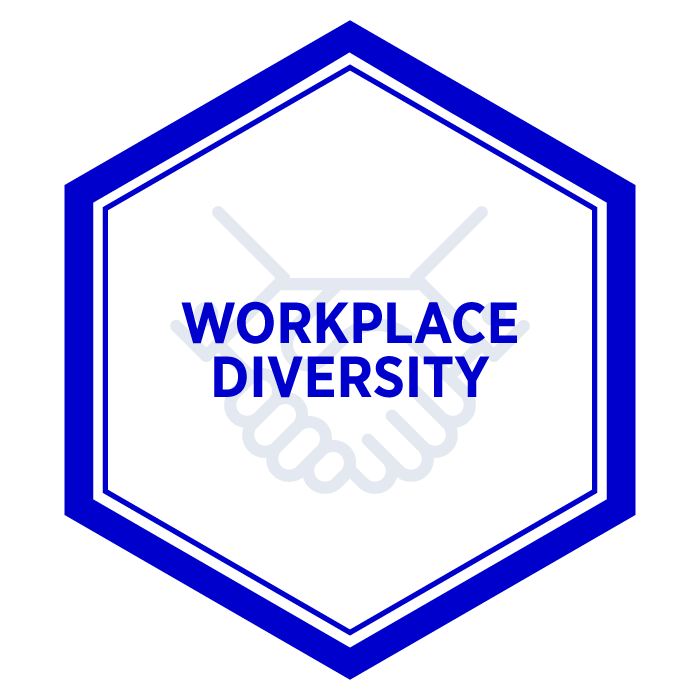AIM Workplace Diversity Badge