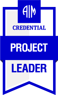 AIM Project Leader Credential