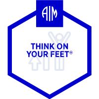AIM Credentials - Think on your Feet