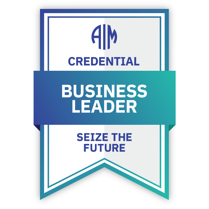 AIM Business Leader Credential