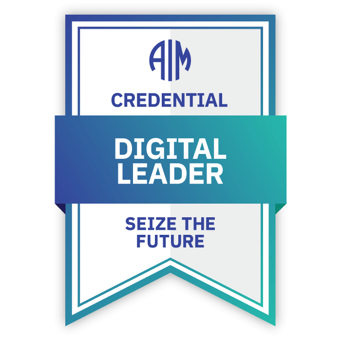 AIM Digital Leader Credential