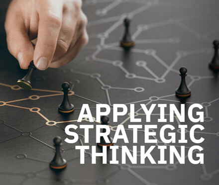 AIM Public Sector Applying Strategic Thinking Course