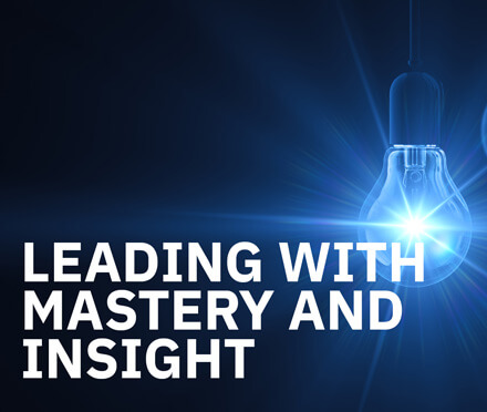 AIM Public Sector Leading With Mastery and Insight Course
