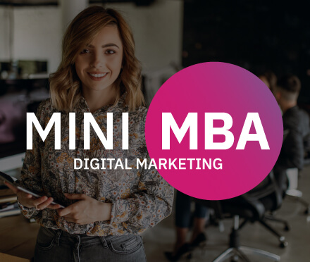 AIM Mini MBA in Digital Markerting