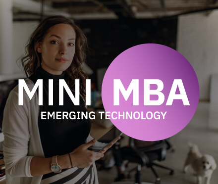 AIM Mini MBA in Emerging Technology