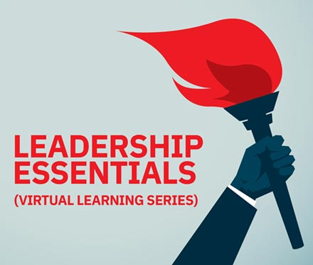 Leadership Essentials Virtual Learning Series