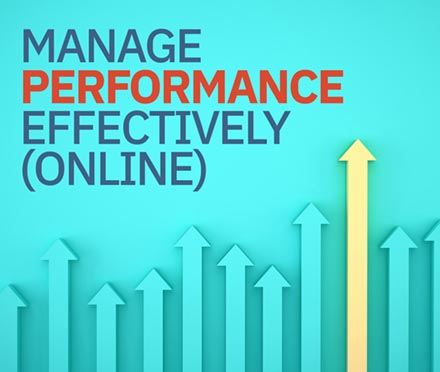 Manage Performance Effectively (Online)