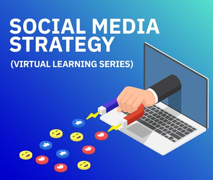 Social Media Strategy Virtual Learning Series