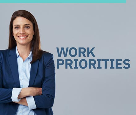 Work Priorities Short Course