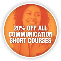 AIM 80 Years Strong 20% Off All Communication Short Courses