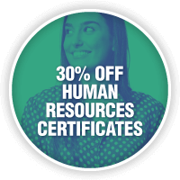 AIM 80 Years Strong Save 20% Off Human Resources Certificates