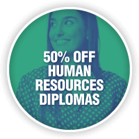 AIM 80 Years Strong Save 50% Off Human Resources Diplomas