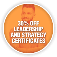 AIM 80 Years Strong Save 20% Off Leadership and Strategy Certificates