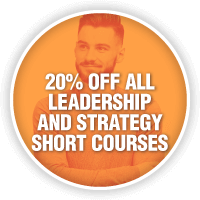 AIM 80 Years Strong Save 20% Off All Leadership and Strategy Short Courses