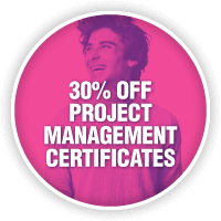 AIM 80 Years Strong Save 20% Off Project Management Certificates