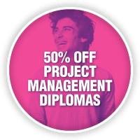 AIM 80 Years Strong Save 50% Off Project Management Diplomas
