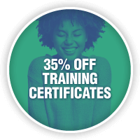 AIM 80 Years Strong Save 35% Off Training Certificates