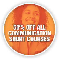 AIM Emerge Stronger 50% Off All Communication Short Courses