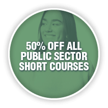 AIM Emerge Stronger 50% Off All Public Sector Short Courses