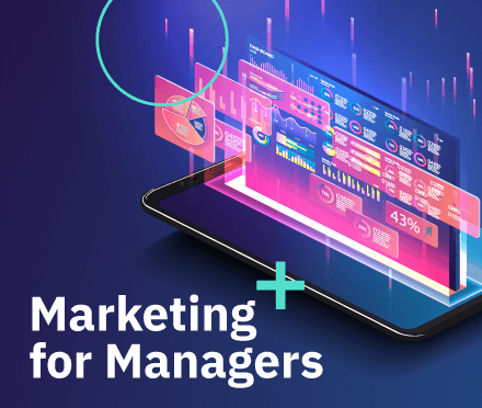 Postgraduate Single Unit - Marketing For Managers