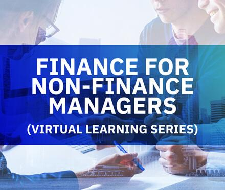 AIM Finance For Non-Finance Managers (Virtual)