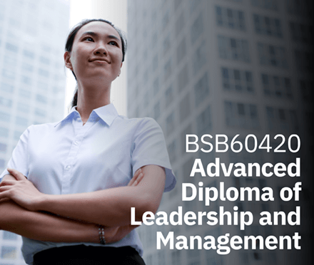 AIM BSB60420 Advanced Diploma of Leadership and Management