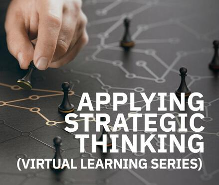 AIM Public Sector Applying Strategic Thinking (Virtual) Course