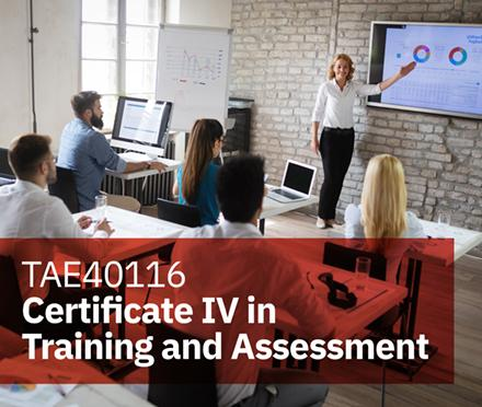 AIM Certificate IV in Training and Assessment