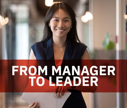AIM Public Sector From Manager to Leader Course