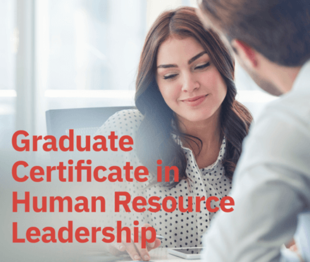 Graduate Certificate in HR Leadership