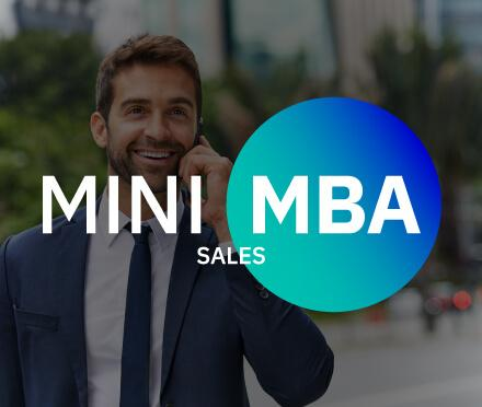AIM Mini MBA in Sales