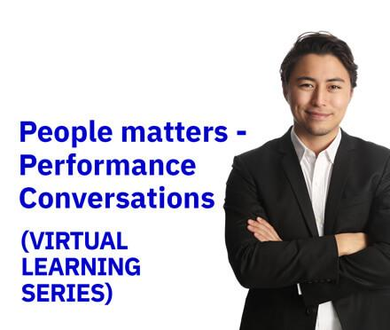 AIM Public Sector People matters - Performance conversations (Virtual) Course