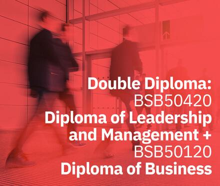 AIM Double Diploma: Leadership and Management + Business